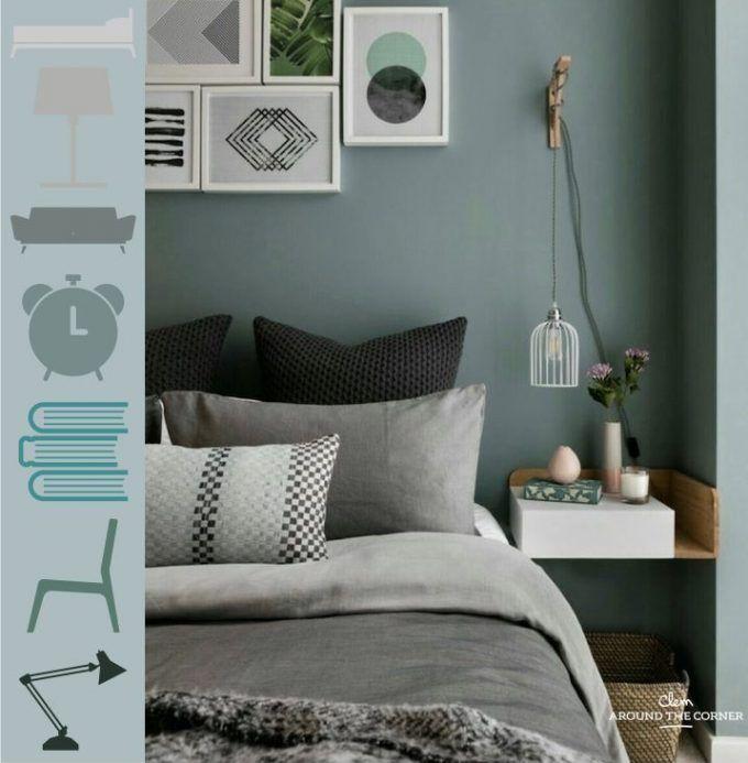 28++ Vert sauge peinture chambre ideas in 2021