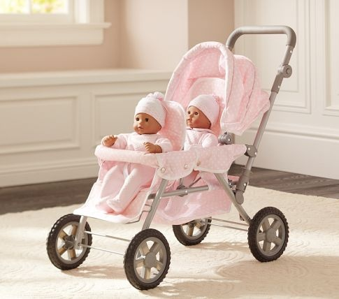 Twin Doll Stroller Pottery Barn Kids Pottery Barn Kids