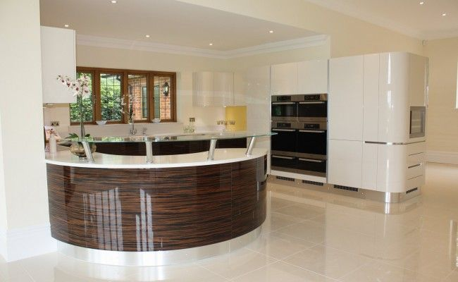 37 best images about clever kitchen ideas on pinterest for High gloss kitchen wall units