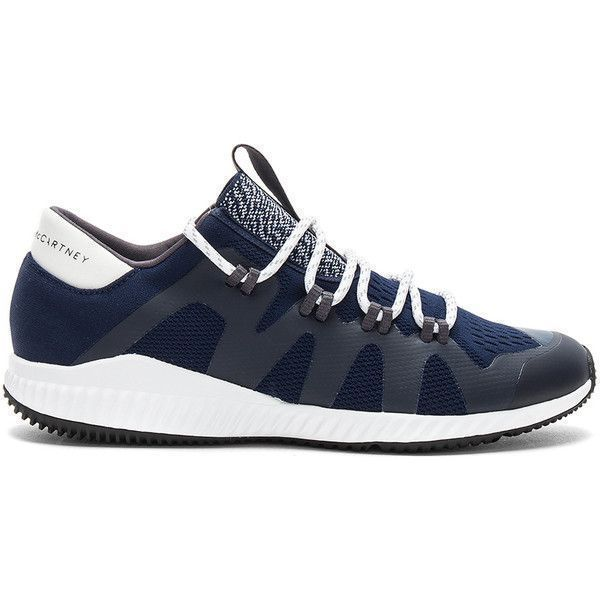 adidas by Stella McCartney Crazy Train Pro Sneaker (10.300 RUB) ❤ liked on Polyvore featuring shoes, sneakers, stretch shoes, adidas shoes, stretching synthetic shoes, adidas and adidas footwear #stretchingshoes http://feedproxy.google.com/fashionshoes1