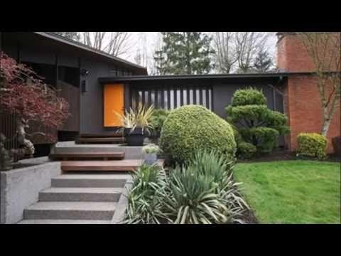 Dekorasi Eksterior Taman Rumah Paling Indah