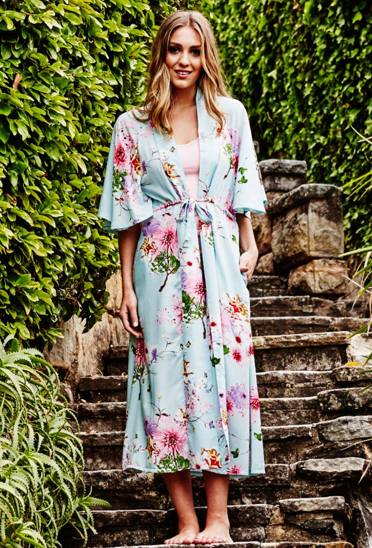 Flourish Robe