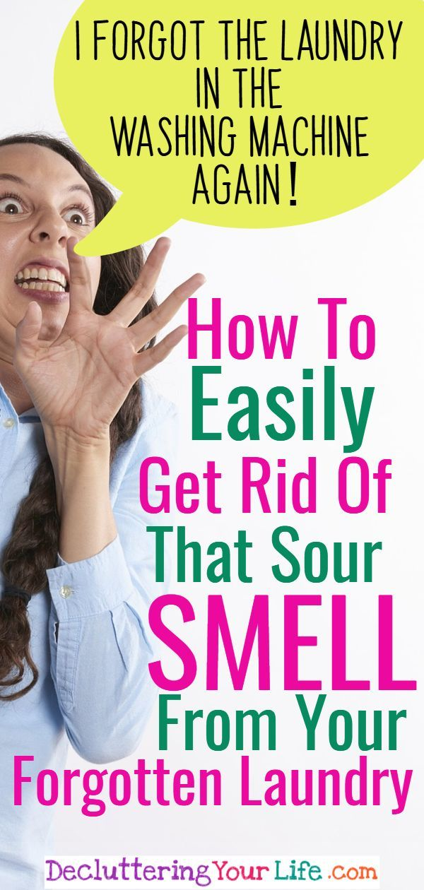 How To Get Sour Smell Out Of Clothes Towels Sour Laundry Remedy Smelly Washing Machines Smelly Laundry Smelly Clothes