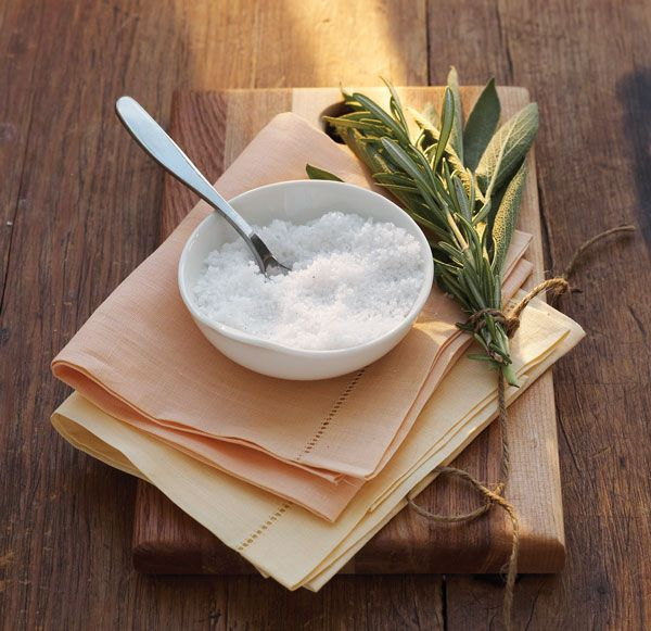 Make Your Own Gourmet Salt Blends - Food and Recipes - Mother Earth Living