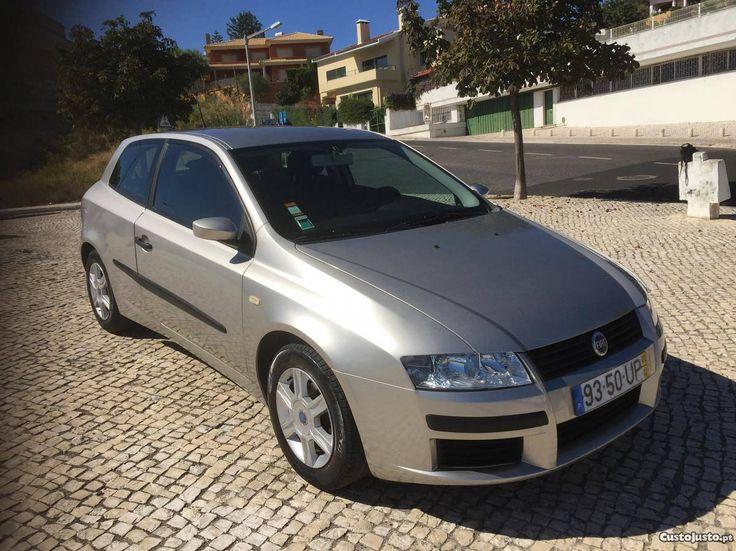 Fiat Stilo 16v 80 Active Sport Fevereiro/03 - à venda - Ligeiros Passageiros, Lisboa - CustoJusto.pt