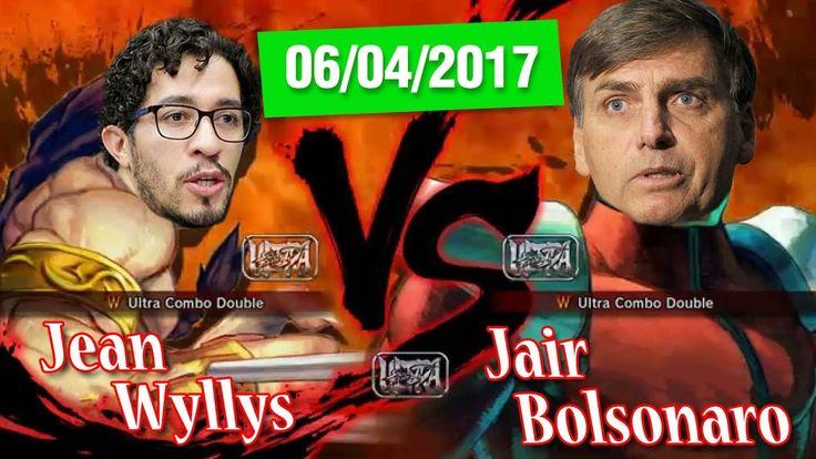 Polêmicas: Jean Wyllys vs Bolsonaro, Lula e Dilma encurralados e Filha d...