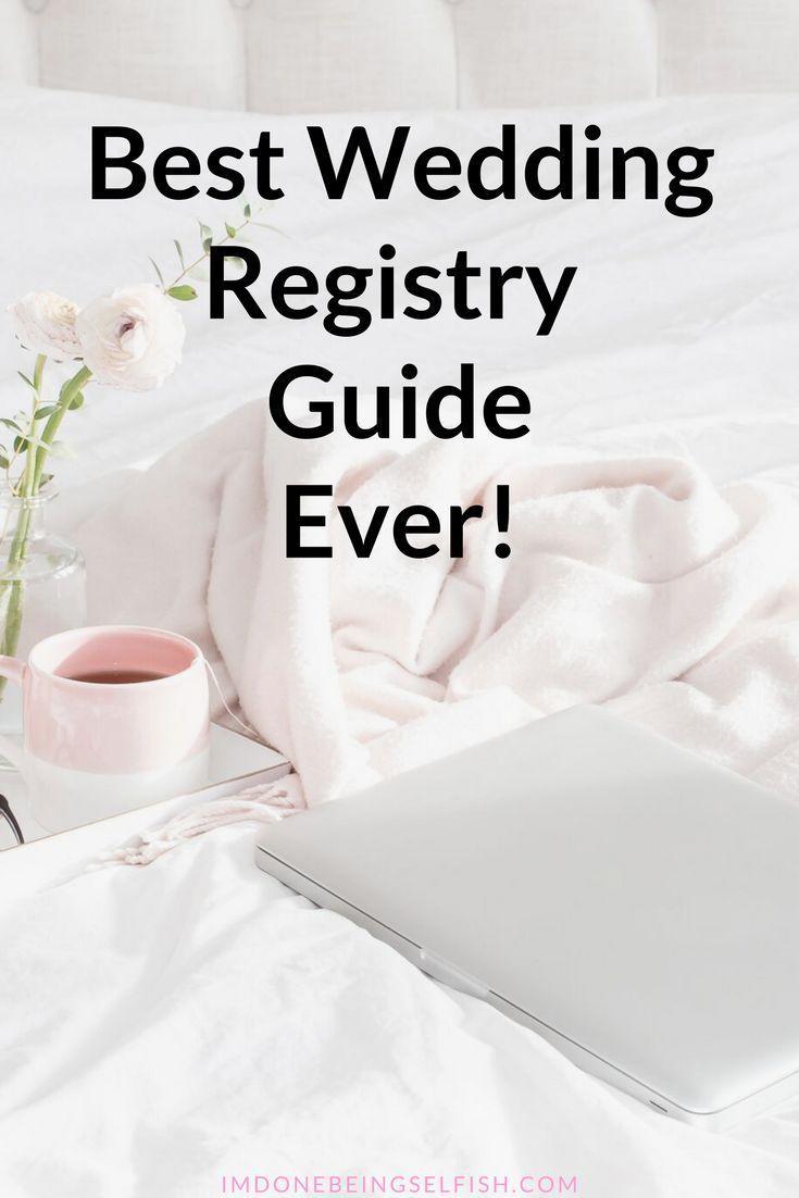 Register Wedding Gifts: Best 25+ Bridal Registry Ideas On Pinterest