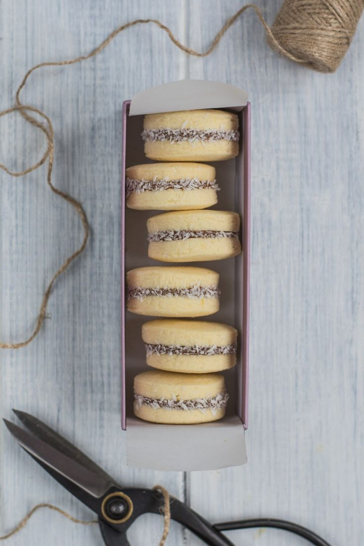 Alfajores – křehké sušenky s dulce de leche