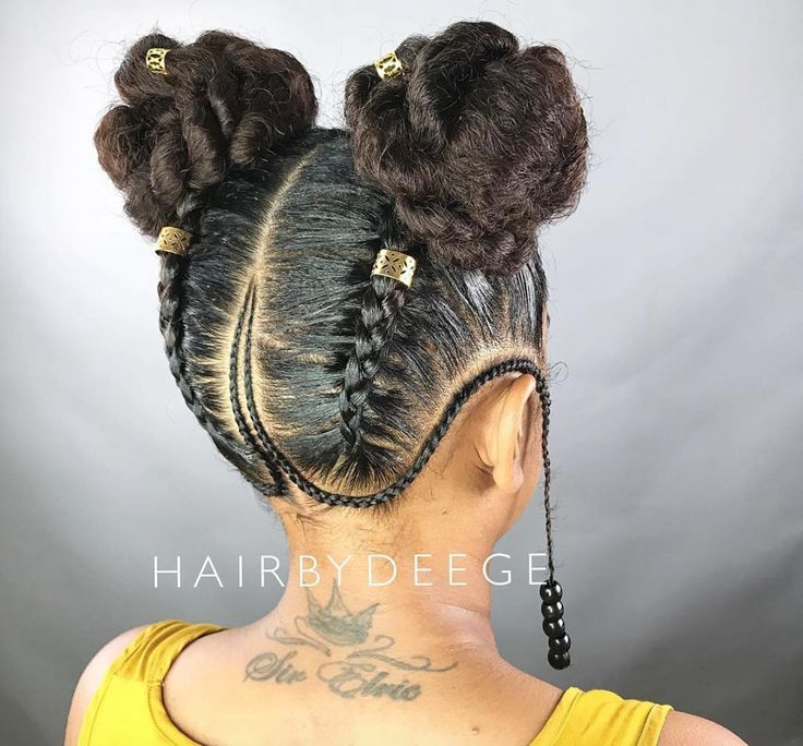 Super cute by @hairbydeege - https://blackhairinformation.com/hairstyle-gallery/super-cute-hairbydeege/