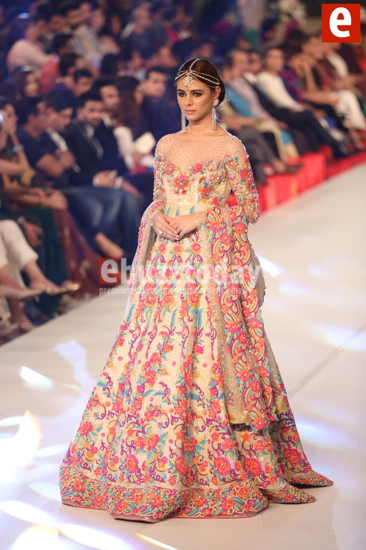 Nomi Ansari at PFDC Loreal Paris Bridal Week 2015                              …