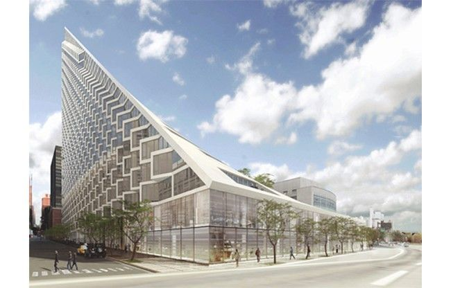 NY Planning Commission Approves Durst's 57th Street Pyramid Apartments