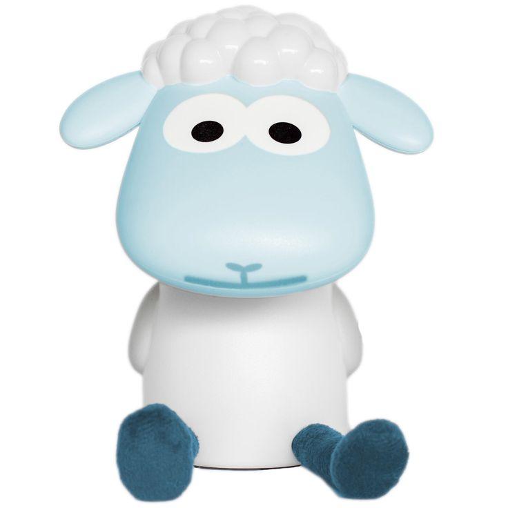 Veilleuse nomade Fin le mouton bleu : ZAZU - Berceau Magique