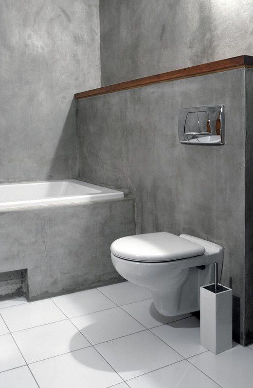 декоративный бетон в интерьере - Поиск в Google