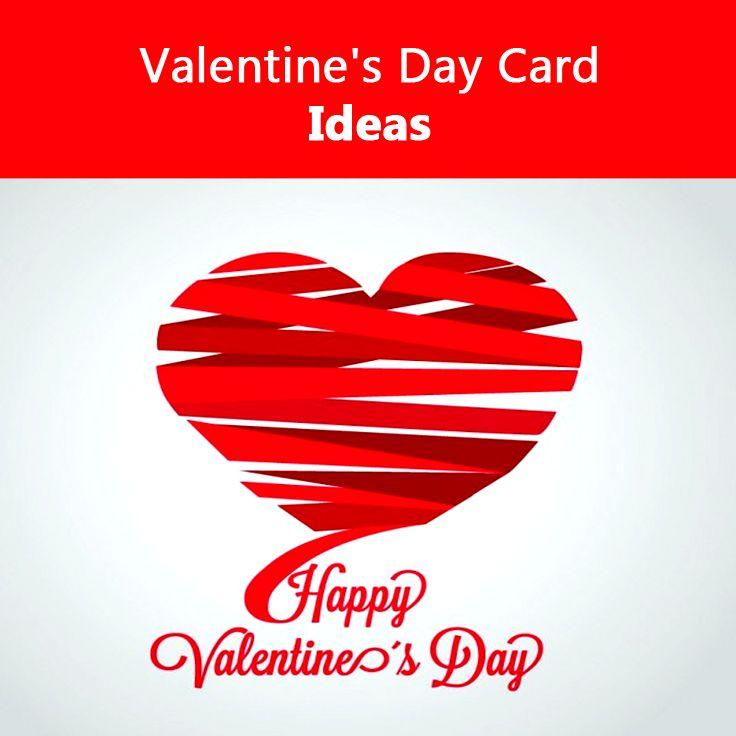 Valentine S Day Card Ideas Happy Valentines Day Happy Valentine Valentine Day Cards