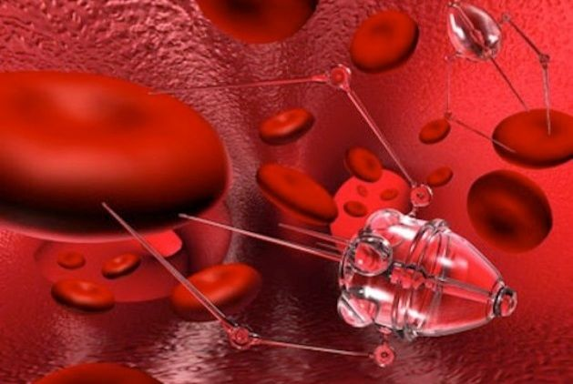 Nanobots successfully deliver their cargo inside a living animal for the first time [The Future of Medicine: http://futuristicnews.com/tag/future-medicine/ Nanotechnology News: http://futuristicnews.com/tag/nanotechnology/ Nanotechnology Books: http://futuristicshop.com/category/nanotechnology-books/]