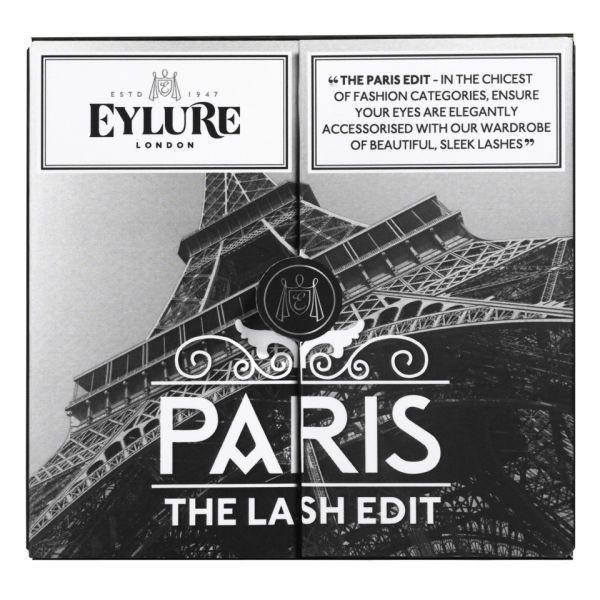 Eylure Lash Edit - Paris Set