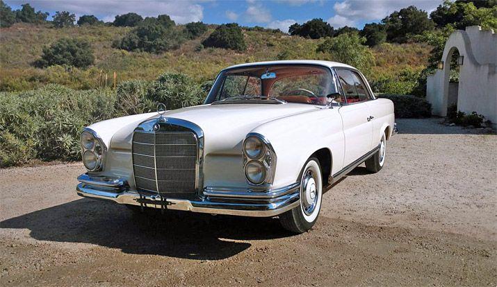 For Sale 1956 Mercedes Benz 300sc Roadster Mercedes Benz Cars
