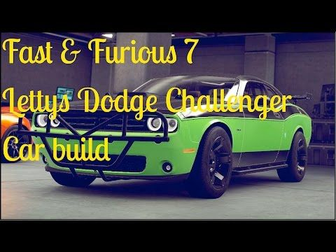 GTA 5 Online - Fast and Furious Car Build: Letty's Dodge ...