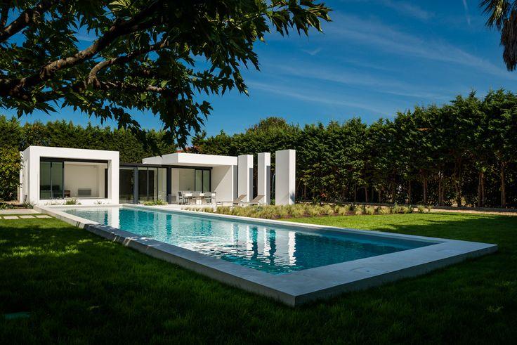 piscine pool house piscinas pinterest pool houses. Black Bedroom Furniture Sets. Home Design Ideas