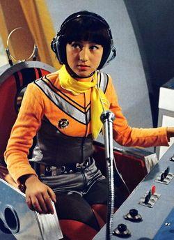 Yuko Minami - Ultraman Ace