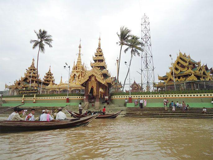 Thanlyin - Myanmar Central Park