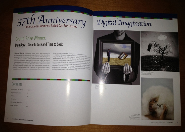 Winter issue of IMPRINTS Magazine