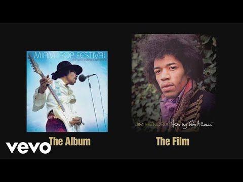 The Jimi Hendrix Experience - Foxey Lady (Miami Pop Audio) - YouTube
