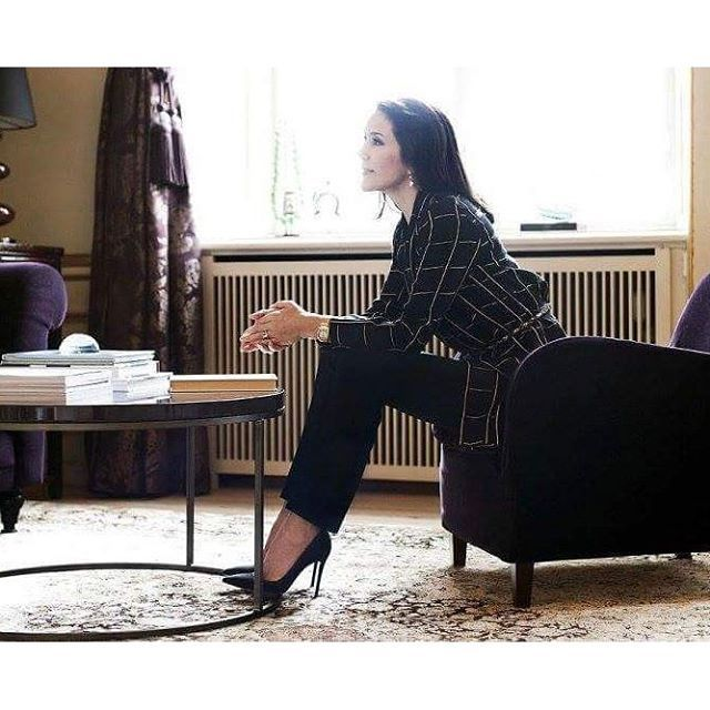 New photos off Crown princess Mary who gave an interview to talk about violence against women Patron of Women Deliver #crownprincessMary #danishprincess #interview #WomenDeliver #violence #women
