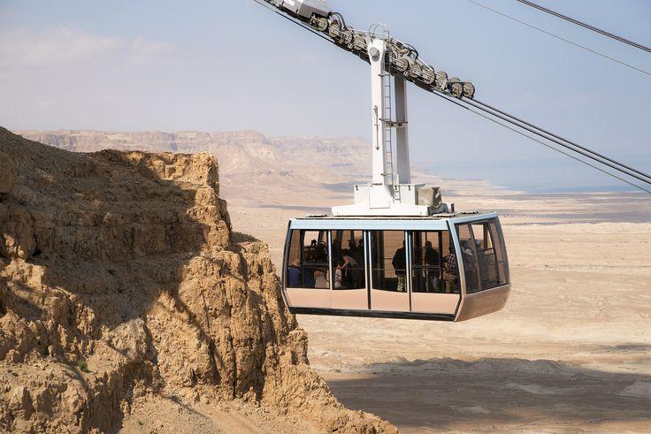 Cable eléctrico en Masada