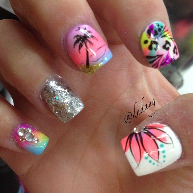 119461 cute nails
