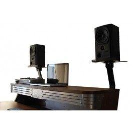 STUDIO DJ DESK STAND SPEAKER BRACKETS (SB030-901) - Products