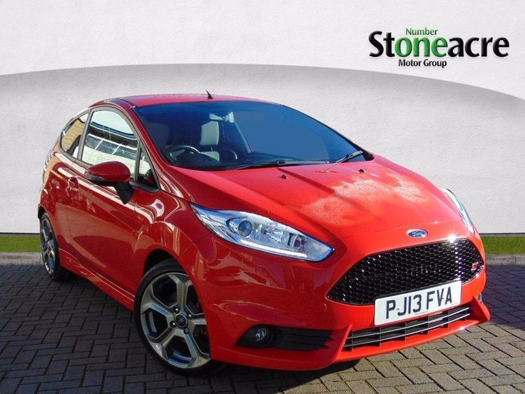 Check out this fast Ford. 2013 ford fiesta 1.6 ecoboost st-2 hatchback 3dr petrol manual (138 g/km,