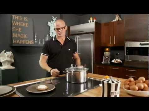 Heston Blumenthal - The Perfect Poached Egg