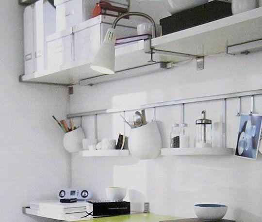 Ikea Kitchen Hanging Rail: 1000+ Ideas About Kitchen Rails On Pinterest