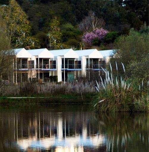 Gourmet Traveller 2012 Travel Awards, Best Hotel/Resort Dining: Lake House, Vic