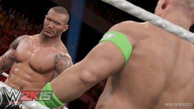 Wwe 2K15 (Xbox 360), Video Games