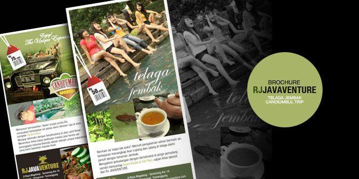RJ JAVAVENTURE Brochure Design
