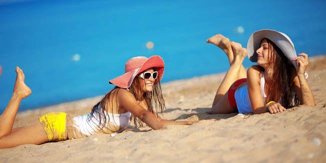 Vemale.com - Ingin menyegarkan pikiran tapi tak bisa meluangkan waktu untuk pergi liburan