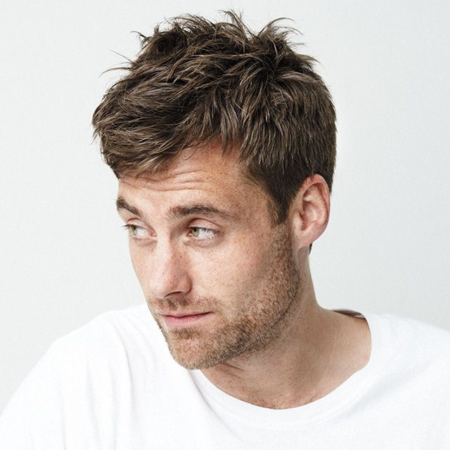 How To Add Easy Texture To Men S Haircut Bumble And Bumble Haircuts For Men Mens Hairstyles Head Hair