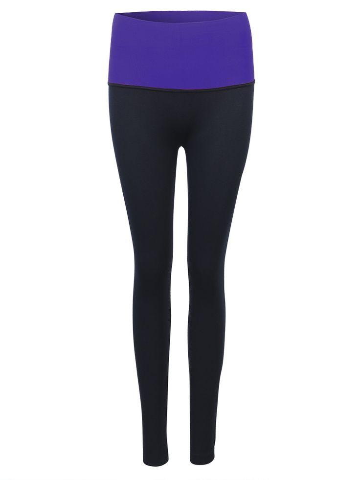 Sale 23% (11.89$) - Women High Elastic Shaping Nine Pants Quick-dry Sport Leggings