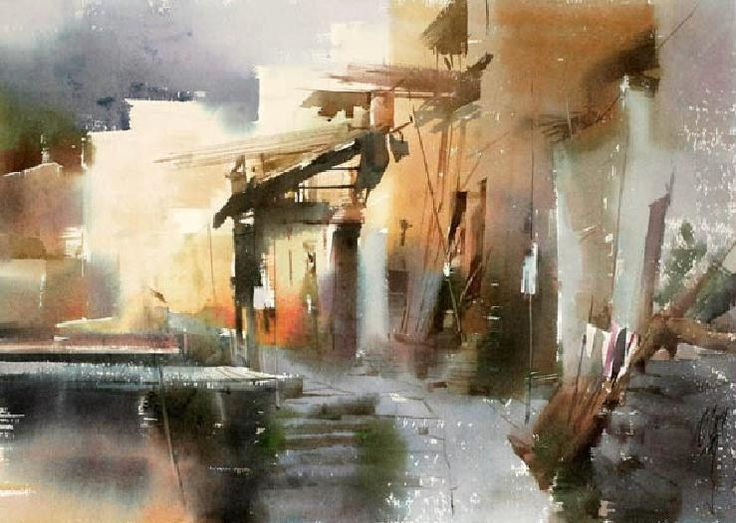 8 best chinese watercolor images on pinterest