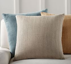 Cameron Kaplan Living Room Pottery Barn Pillows