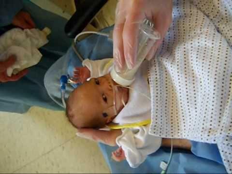Daddy's 1st time Bottle feeding Noah - 27 week preemie 8 weeks old - http://autoinsuranceempire.com/best-3-week-diet/daddys-1st-time-bottle-feeding-noah-27-week-preemie-8-weeks-old/