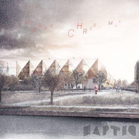 Haptic Architects christmas card
