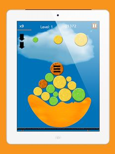 Balancing Moon game (free) on Google Play!