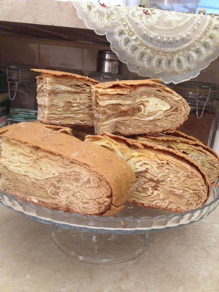 Слоенный пирог