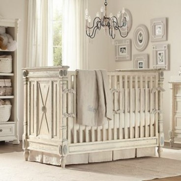 bedroom comfortable classic baby cribs with beautiful retro iron pendant  lamps and wonderful picture frame in - 141 Best Baby Fever Images On Pinterest Babies Rooms, Baby Room