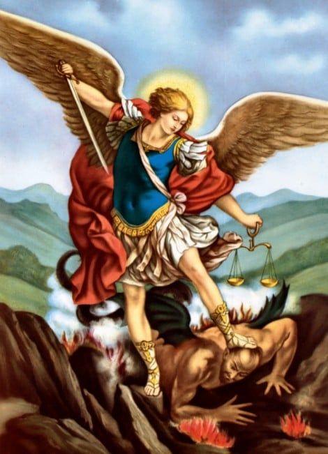 Oración a San Miguel Arcángel - Sólo Dios
