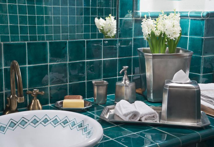 Pewter Bathroom Accessories - #pewter #peltro #zinn #étain #etain #accessoires #toilette #peltre #tinn #олово #оловянный #gifts #giftware #bath #bathroom #accessories #badaccessoires #accessori #bagno #home #housewares #homewares #decor #design #bottega #peltro #GT #italian #handmade #made #italy #artisans #craftsmanship #craftsman #primitive #vintage #antique