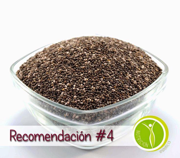 Nutricion Estetica: Recomendación #4 de Lorena Romero sobre el consumo...